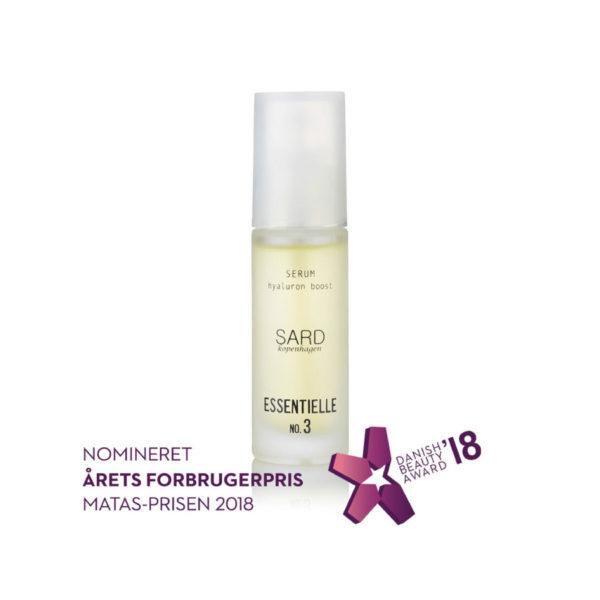 SARD Essentielle no. 3 hyaluron boost serum 30 ml.