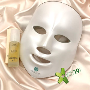 SKINLIGHT Lysterapimaske & SARD serum